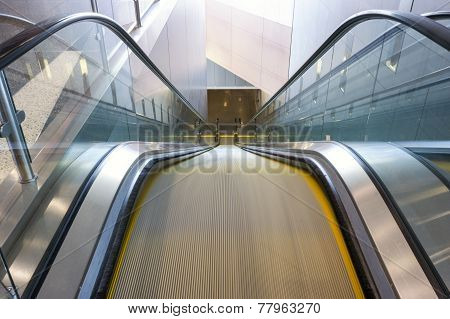 An Escalator Without Stairs.