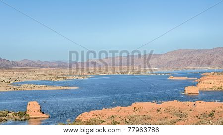 Lake Mead, Las Vegas Overlook, Lake Mead National Recreation Area, NV