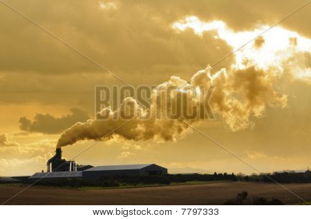 Pollution Generator