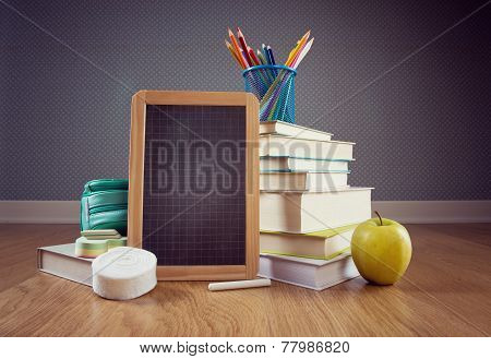 Back To School With Apple And Blackboard