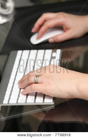Computer Keyboard, Office