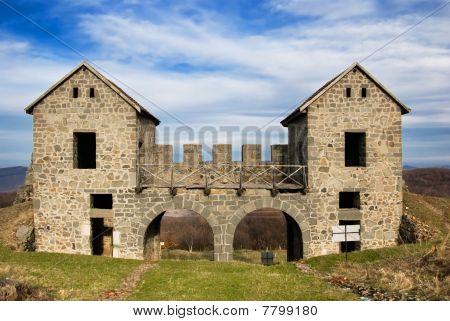 Roman Ruins Porolissum, Romania