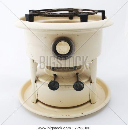 Retro Oil Stove