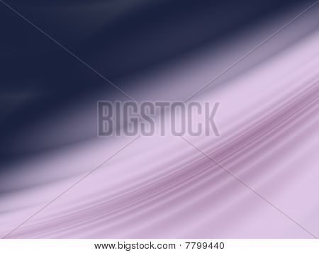 Night Blue and Lavender Tide Background