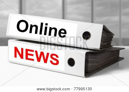 Office Binders Online News