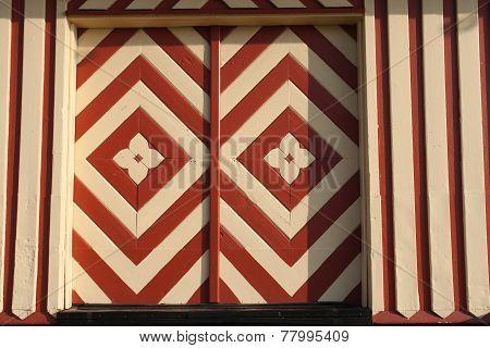 Handmade Decorative Wooden Door Denmark