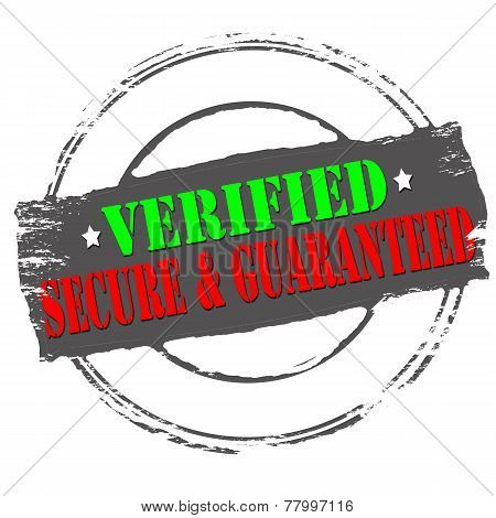Verified Secure And Guaranteed