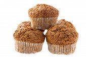 Muffin Close Up