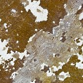 Weathered Wall - Background poster