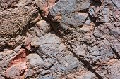stock photo of ferrous metal  - Iron ore mining - JPG
