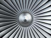 pic of rotor plane  - Jet engine - JPG