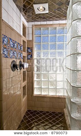 Luxury Home Shower