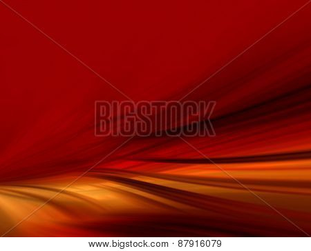 Abstract Color Background For Design