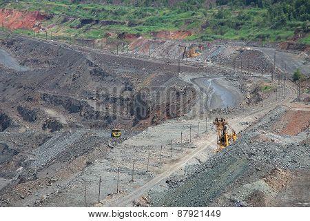 Opencast Mining