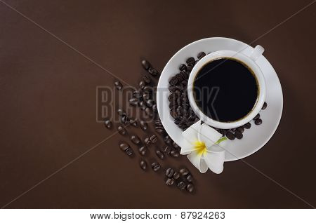 coffee on top of table