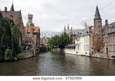Brugge, Belgium - Historical part