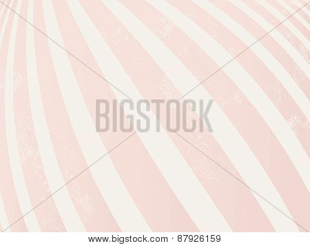 Abstract vintage background - soft pink stripes