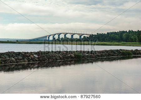 View To The Oland Bridge