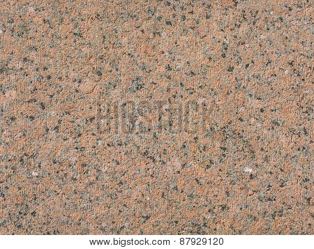 Red-brown Granite Rough Texture