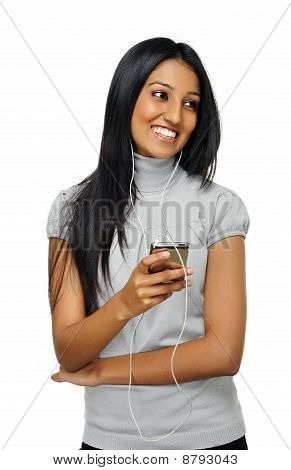Mp3 Player Girl