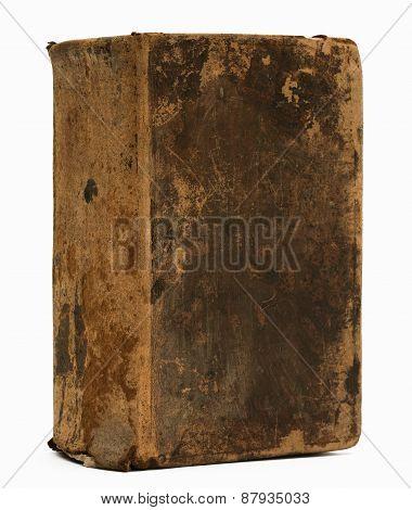 Grunge old book