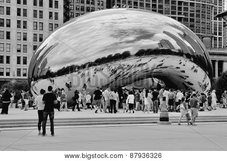 Chicago - Cloud Gate