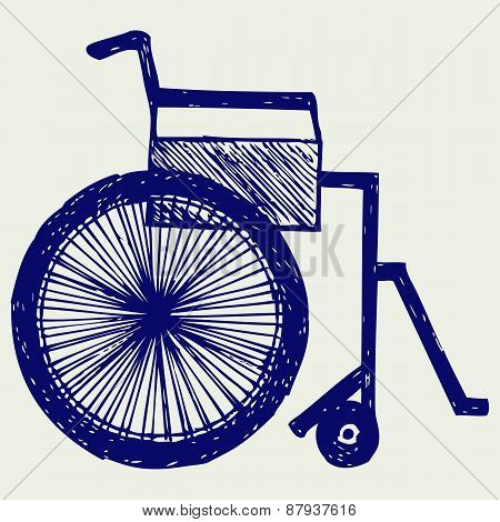 Invalid chair
