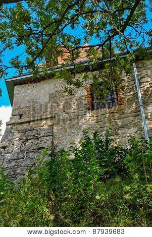 Svirzh Castle Near. Lviv, Lvov, Ukraine
