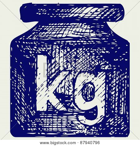 Weight kilogram