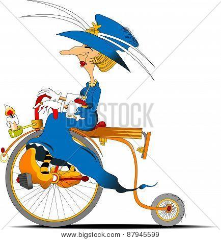 Queen Cyclist