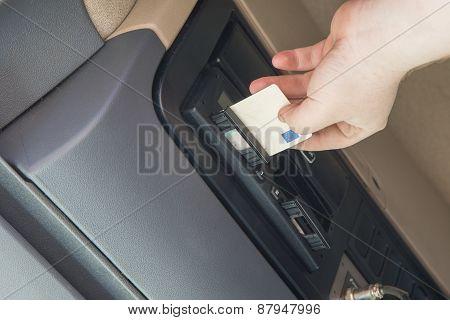 Tachograph Card