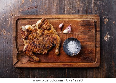 Roast Chicken Chicken Tobacco Grilled Chicken Fried