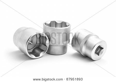 Tubular Socket Set