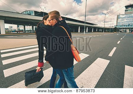 Love At The Airport