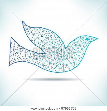 Geometric Bird.