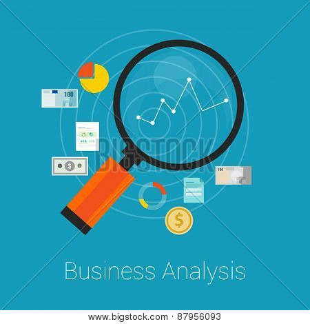 analysis business finance