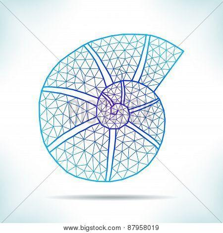 Geometric Shell.