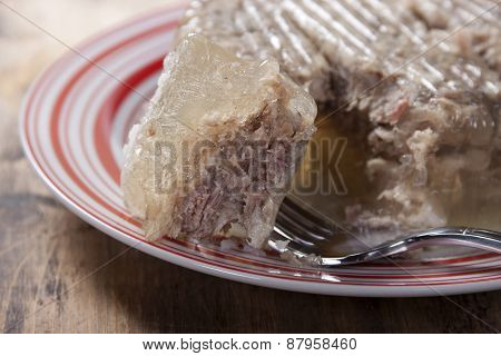 Jellied Meat.