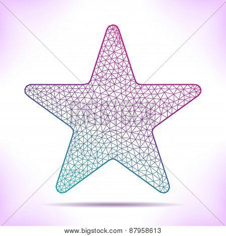 Geometric Star.
