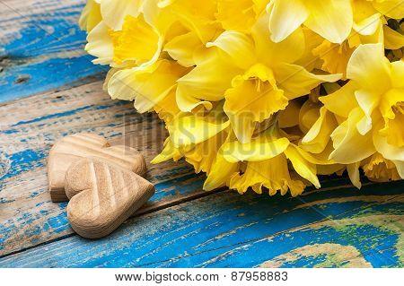 Bunch Of Daffodils