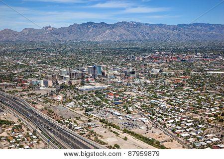 Above Tucson