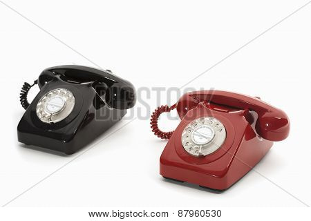 Pick up your telephone