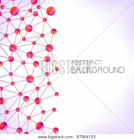 Molecule Background.