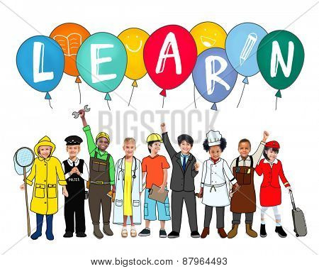 Learn Education Knowledge Student Studying Concept