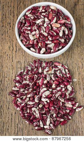 Dry Mottled Beans