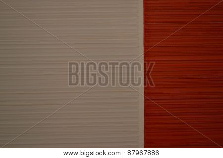 Texture Tiles Of Red And White