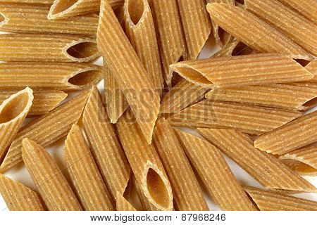 Whole Wheat Penne Rigate Pasta