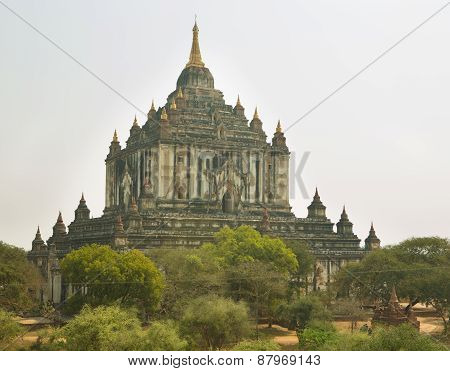 Ancient Sulamani, A Temple Of Bagan