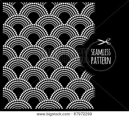Abstract geometrical pattern
