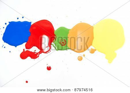 Strokes Of Color